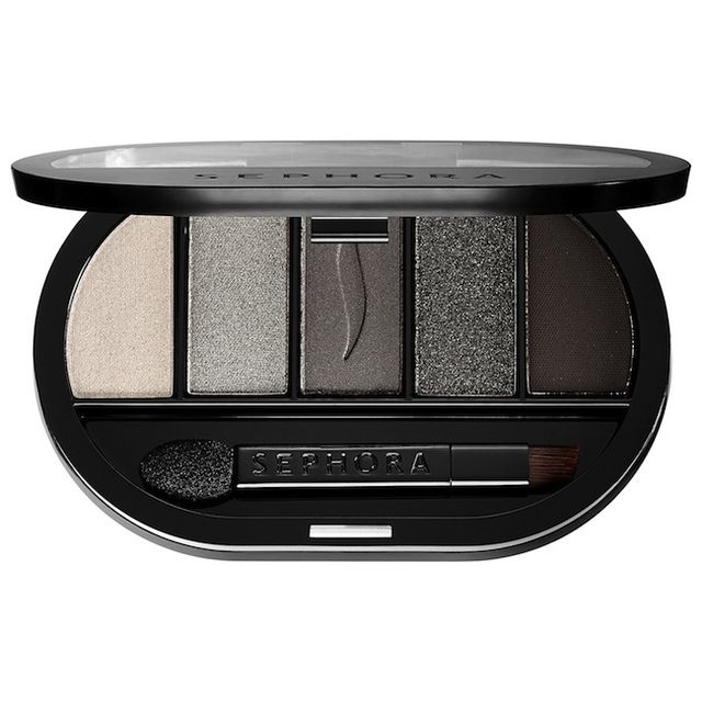 SEPHORA COLLECTION Colourful 5 Eyeshadow Palette in  N°01 Uptown To Downtown Smoky
