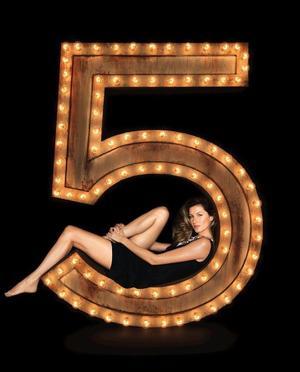 Gisele Bundchen's Stunning Chanel No. 5 Campaign