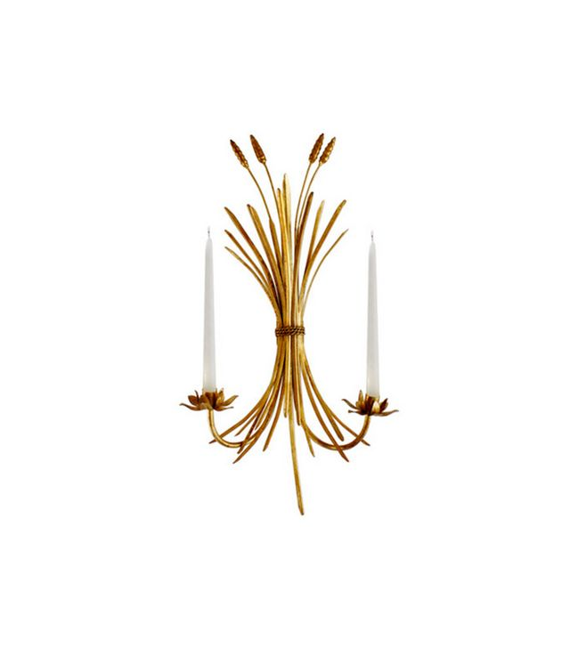 High Street Market Wheat Sheaf Wall Sconce