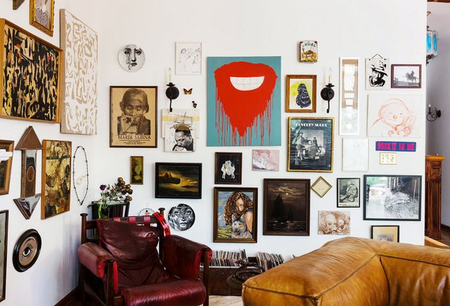 The 5 Best Tricks for Hanging a Gallery Wall