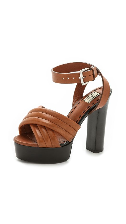 By Malene Birger Farlill Platform Sandals