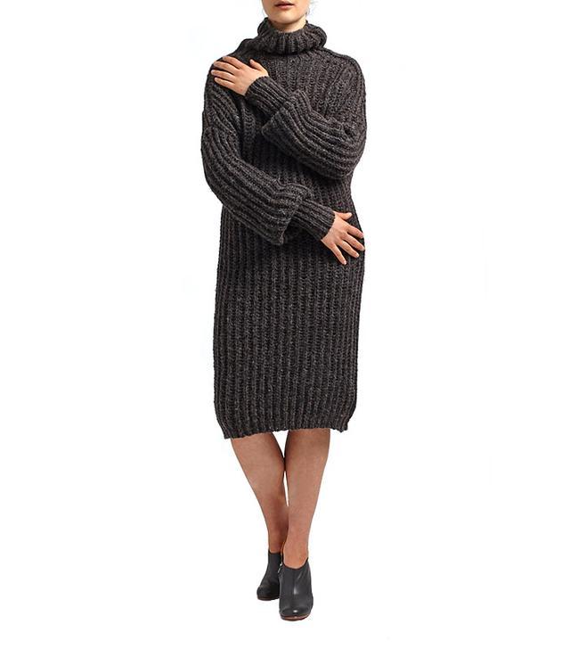 Humanoid Mud Hit Sweater Dress