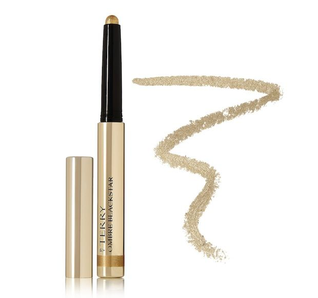 By Terry Ombre Blackstar Cream Eye Shadow in Beyond Gold