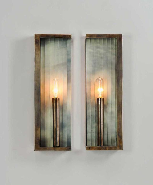 The Urban Electric Co. Parallel Sconce