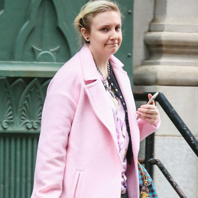 Lena Dunham Achieves New Levels of Cool for Her Latest Magazine Cover