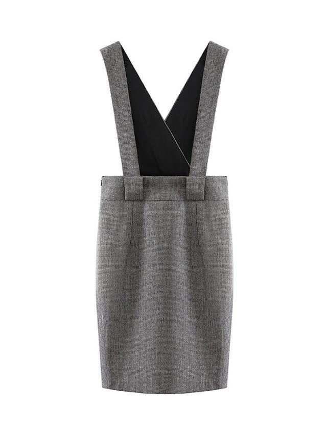 Chic Nova Suspender Dress