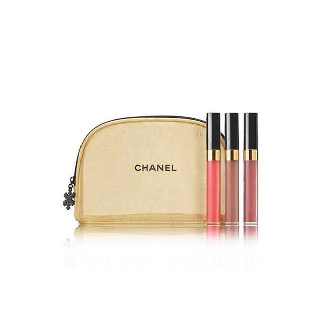 Chanel Give It Shine Glossimer Lip Trio