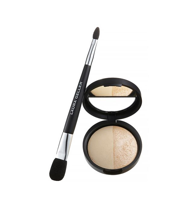 Laura Geller Baked Split Highlighter & Applicator