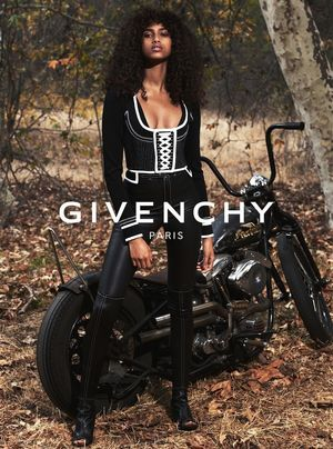 Givenchy's S/S 2015 Ad Campaign