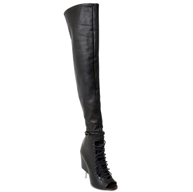 Givenchy Nunka Stretch Nappa Boots