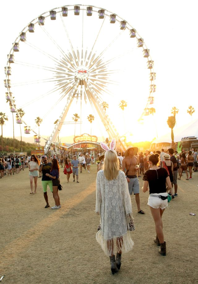 The Coachella Lineup Is Here! Find Out Who We're Dying to See