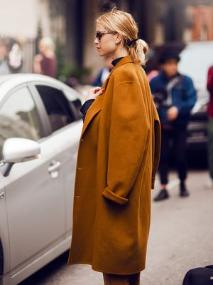 Proof That Camel Coats Look Great on Everyone