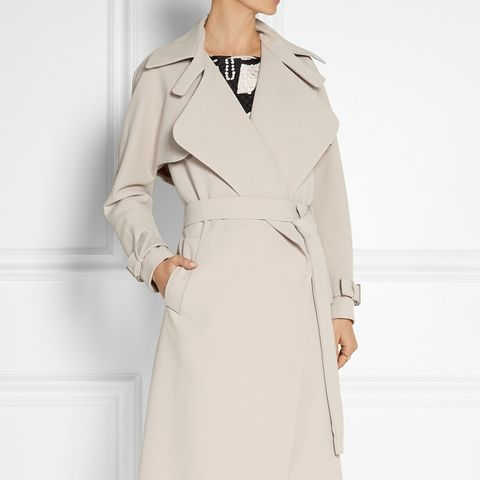 Orietta Cady Trench Coat