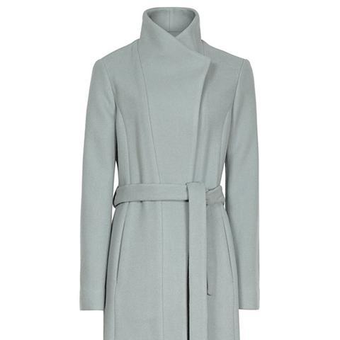 Alsace Slim-Fit Belted Coat