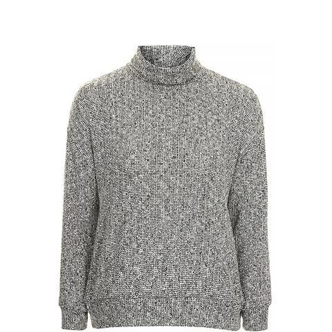 Petite Cocoon Sweater