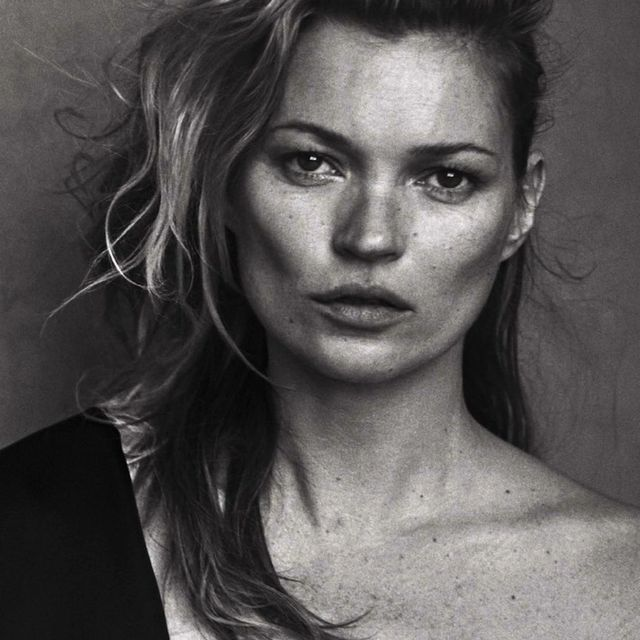 Kate Moss Looks Stunning In Her Untouched Vogue Italia Spread
