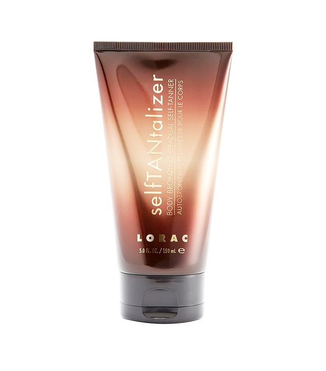 Lorac Self TANtalizer Body Bronzing Gradual Self-Tanner