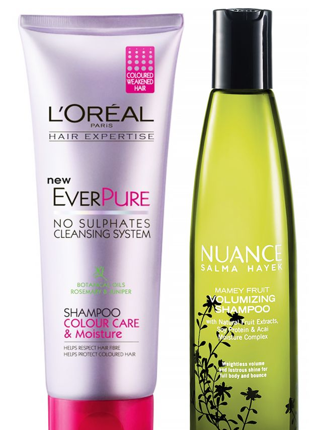 The Best Drugstore Shampoo for Your Hair Type