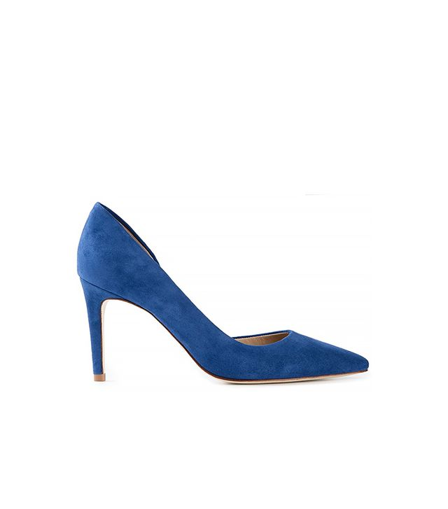 Tory Burch Cut-Out Pumps