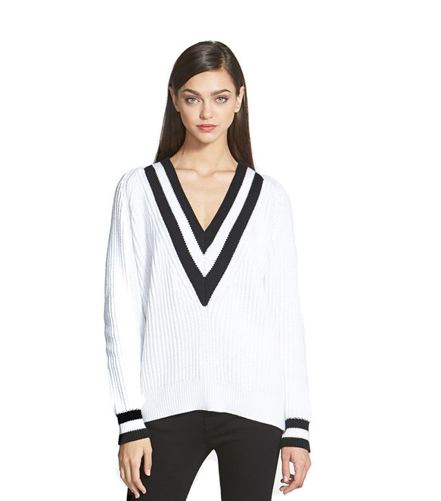 Trouvé Cricket V-Neck Sweater