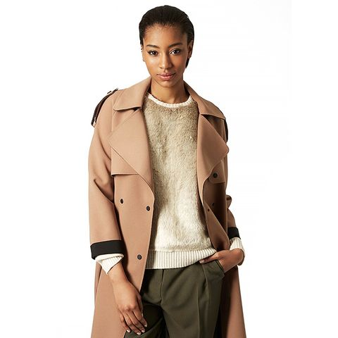 LBonded Trench Coat