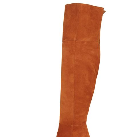 Collide Suede High Leg Boots