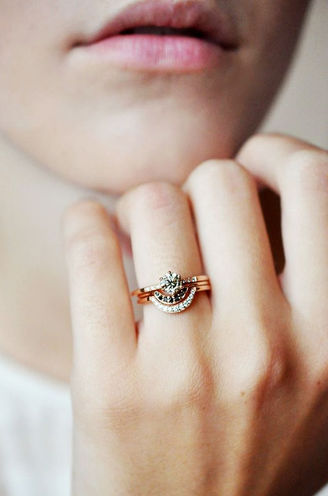 How do I deal with uncomfortable questions about the ring?