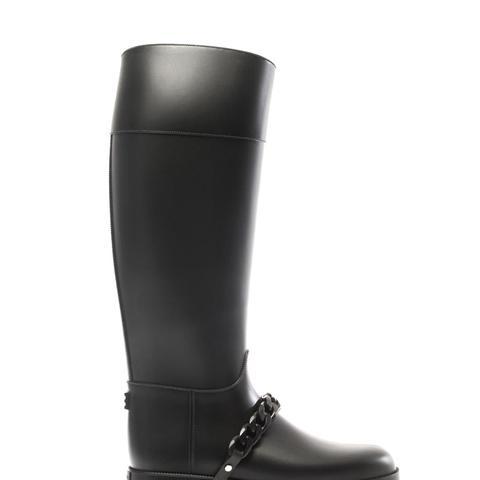 Eva-Chain Rubber Rain Boots