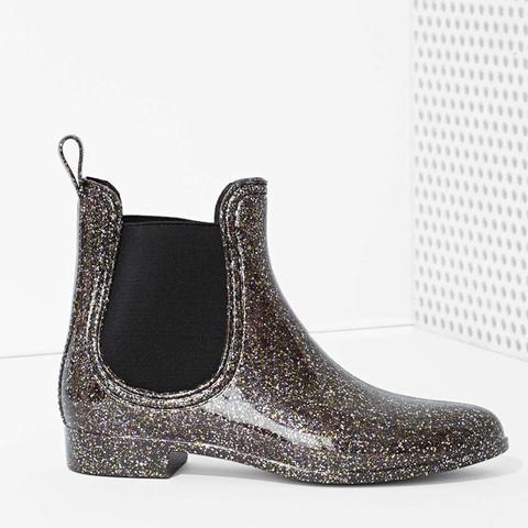All That Glitters Chelsea Rain Boot