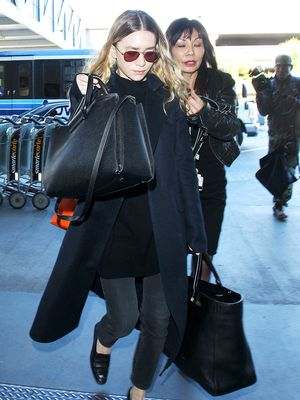 Ashley Olsen's Airport Outfit Is So Easy to Copy
