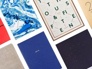 21 Chic Calendars and Planners for an Organized 2015