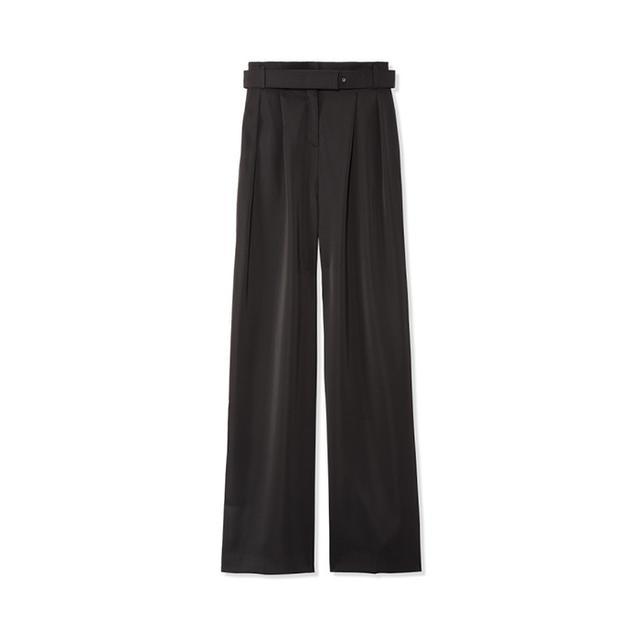 Armani Exchange Wide Leg Trouser