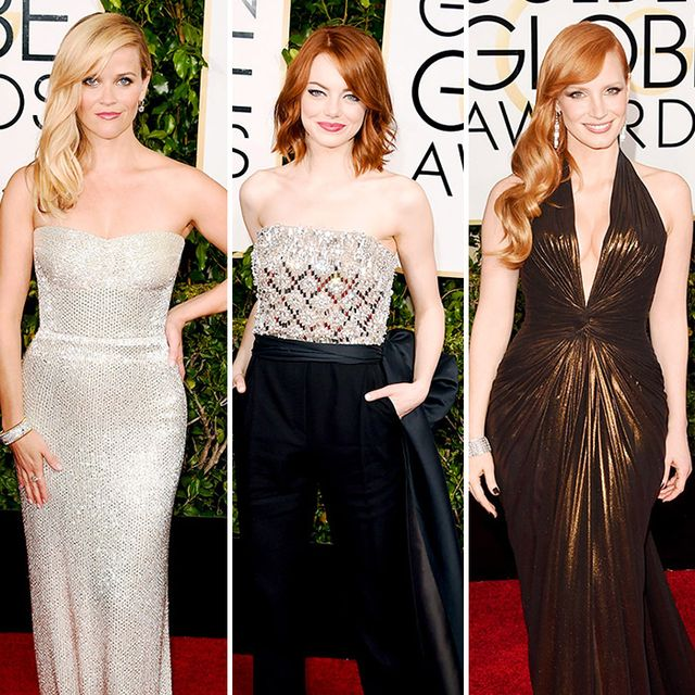 The Best Red Carpet Looks from the 72nd Annual Golden Globes