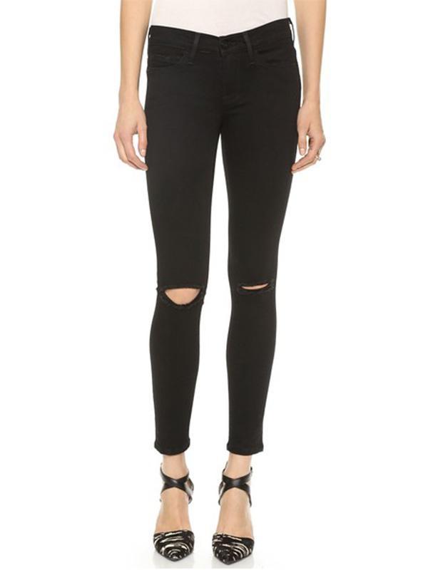 Frame Denim Le Skinny Satine Ripe Jeans