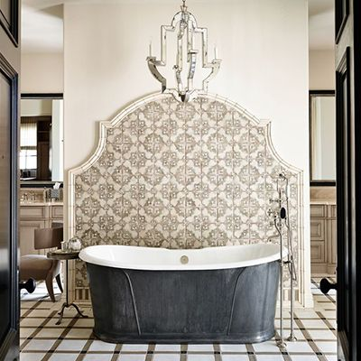 Captivating 6 Ways To Make A Statement In Your Bathroom Photo