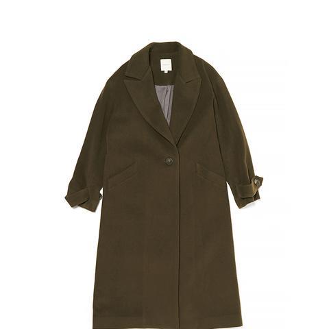 Oversize Maxi Coat