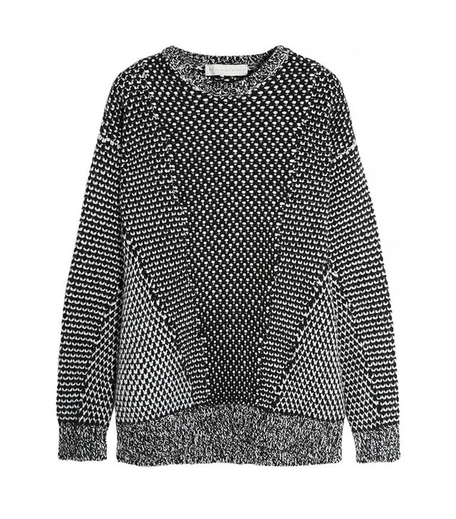 Stella McCartney Oversized Wool and Angora-Blend Sweater