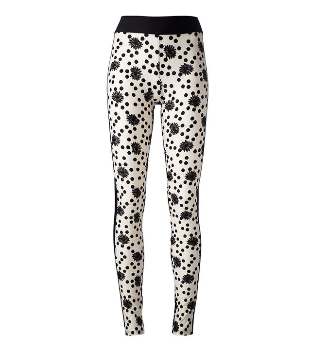 Emanuel Ungaro Printed Leggings