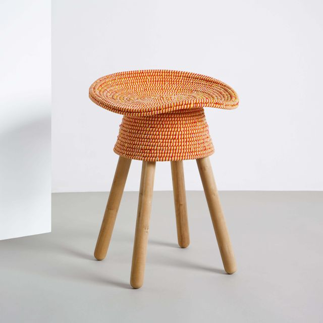 Umbra Shift Coiled Stool by Harry Allen