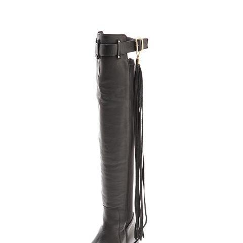 Vixen Tall Tassle Boots