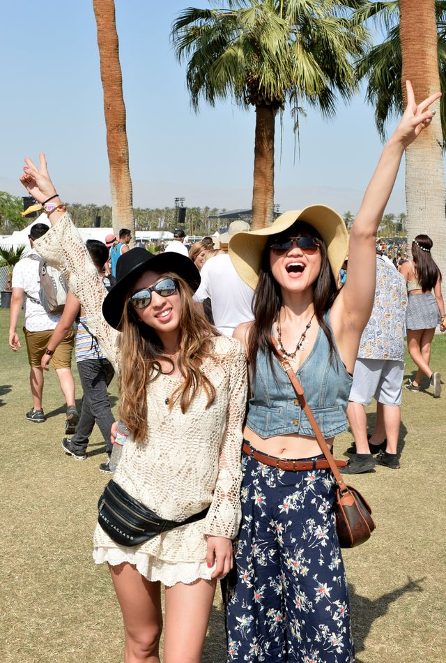 Naturally: H&M and Coachella Are Collaborating on a New Clothing Line