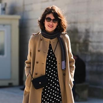7 Ultra-Cool Ways To Wear Polka Dots