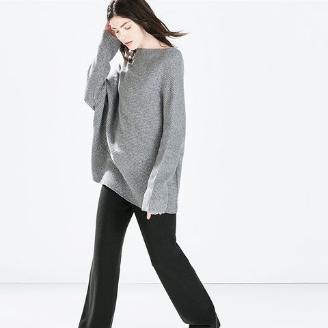 Mid-Grey Sweater