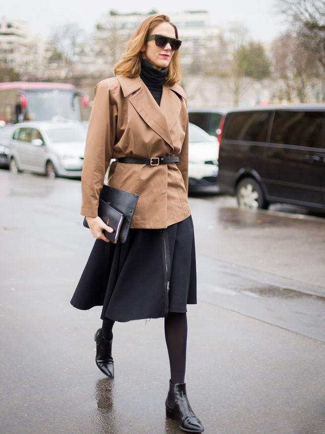 The Single Most Flattering Way to Wear a Turtleneck