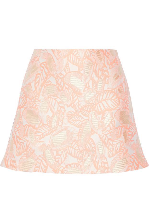 Opening Ceremony Jacquard Mini Skirt