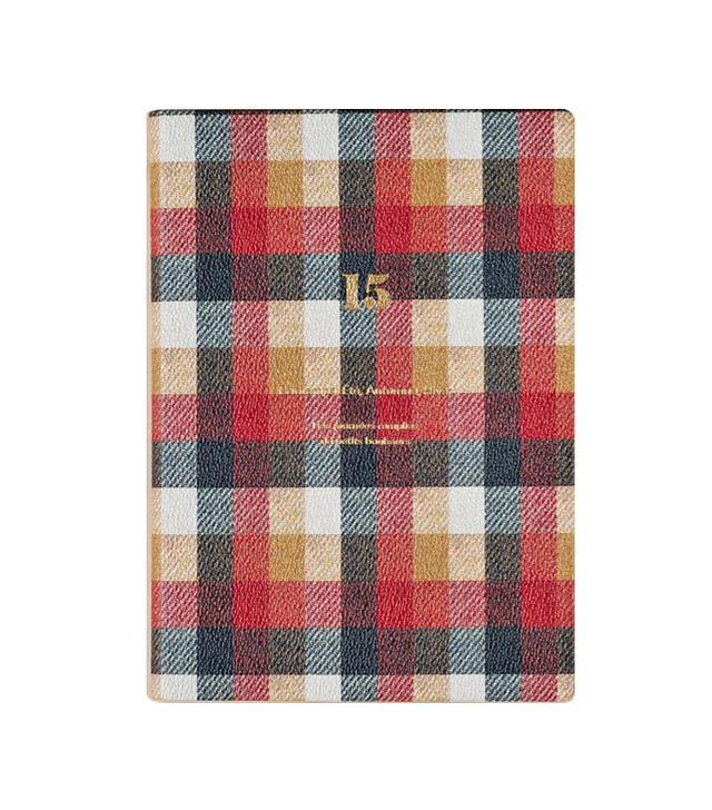Delfonics Tartan 2015 Diary Planner
