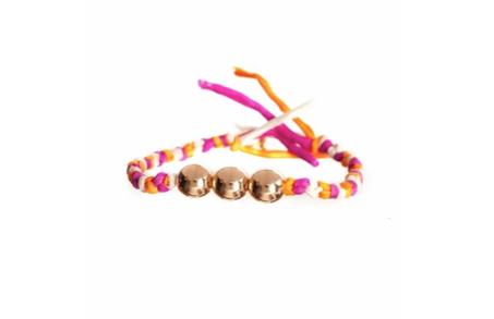 Ariel Gordon  Ariel Gordon Silk Knot Bracelets