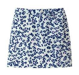 A.P.C. A.P.C. Leopard Print Skirt
