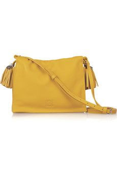 Loewe  Flamenco Small Leather Shoulder Bag