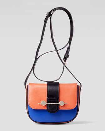Jason Wu  Daphne Mini Colorblock Crossbody Bag